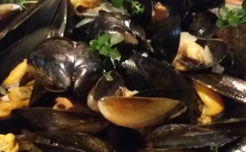 Respect the Mussels